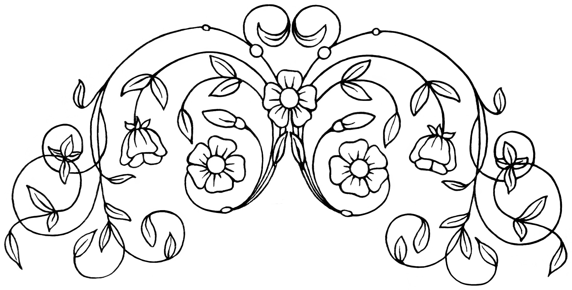 Free Leaf Pattern Cliparts Download Free Clip Art Free