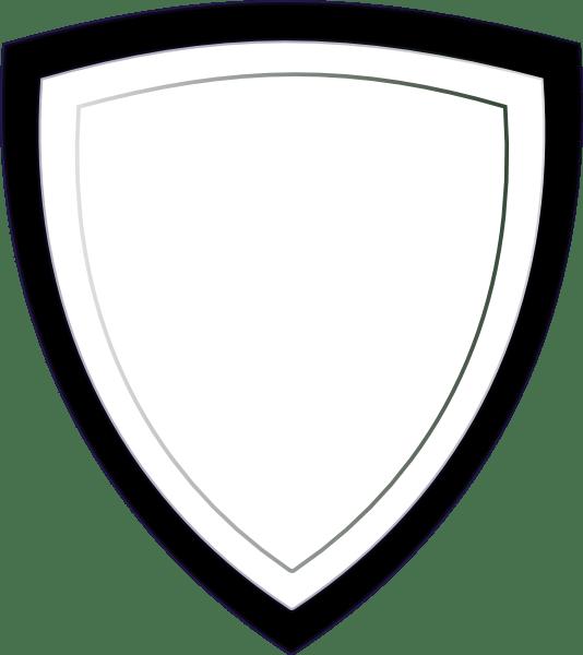 Badge Blue Clip Art Blank