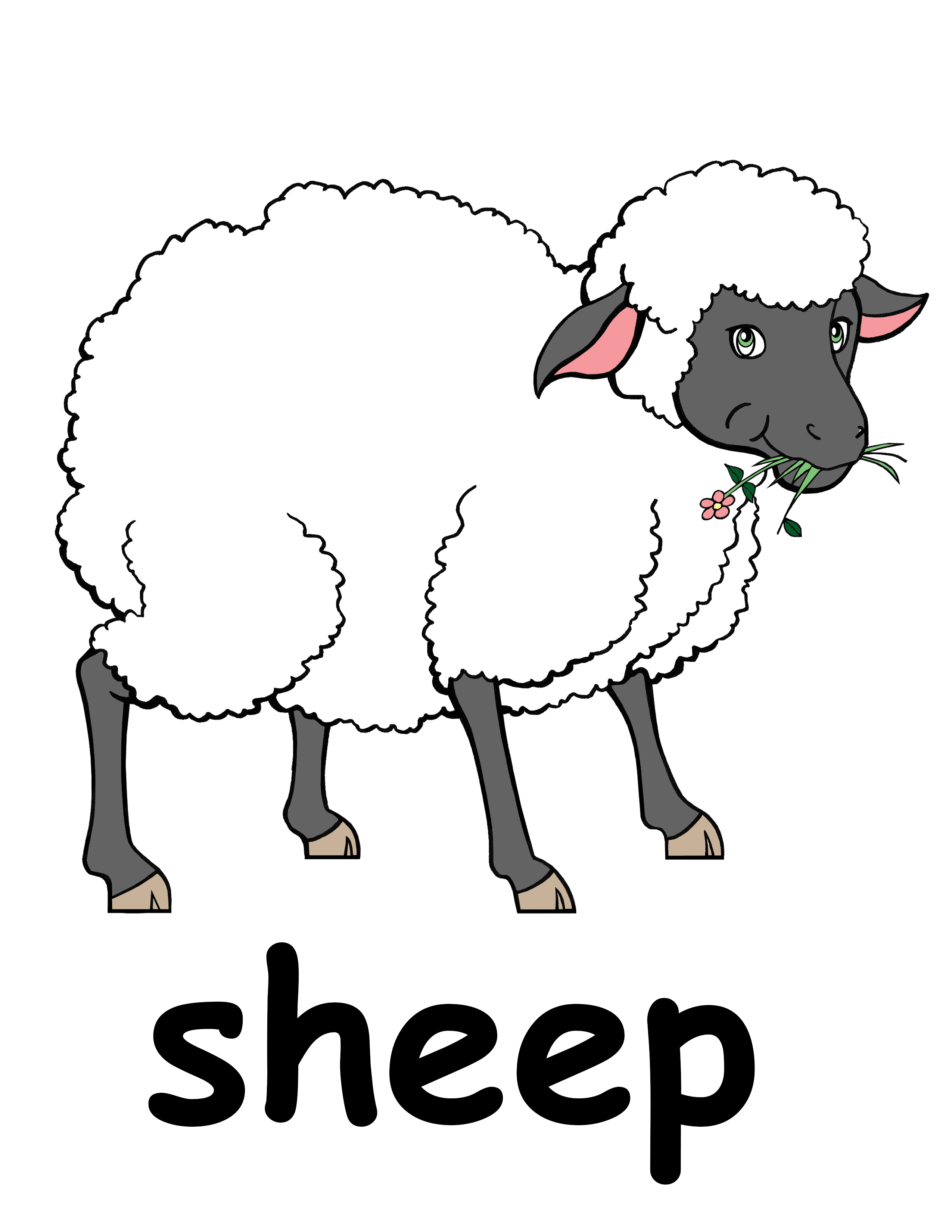 Free Christmas Sheep Cliparts Download Free Clip Art Free Clip Art On Clipart Library