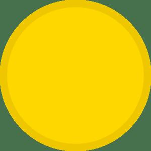 yellow dot clipart - Clip Art Library (300 x 300 Pixel)