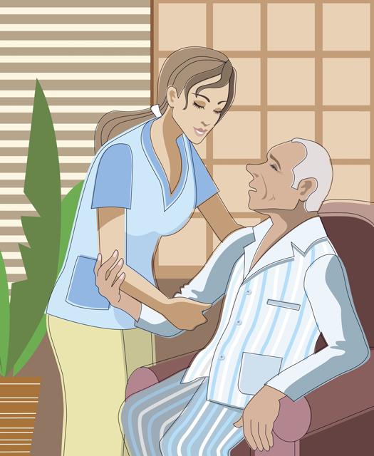 Home Health Clip Care Art