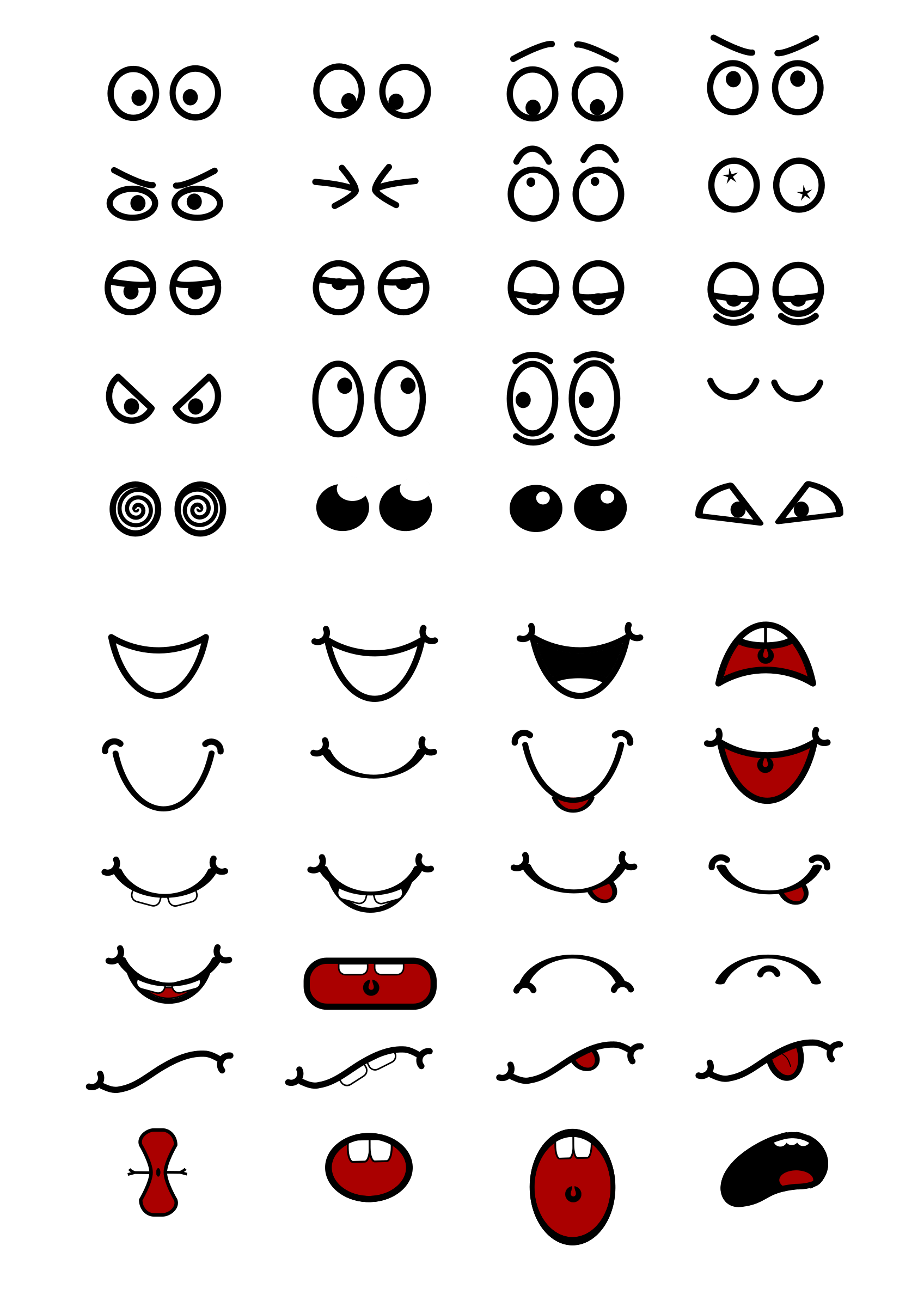 Free Cartoon Mouth Cliparts Download Free Clip Art Free