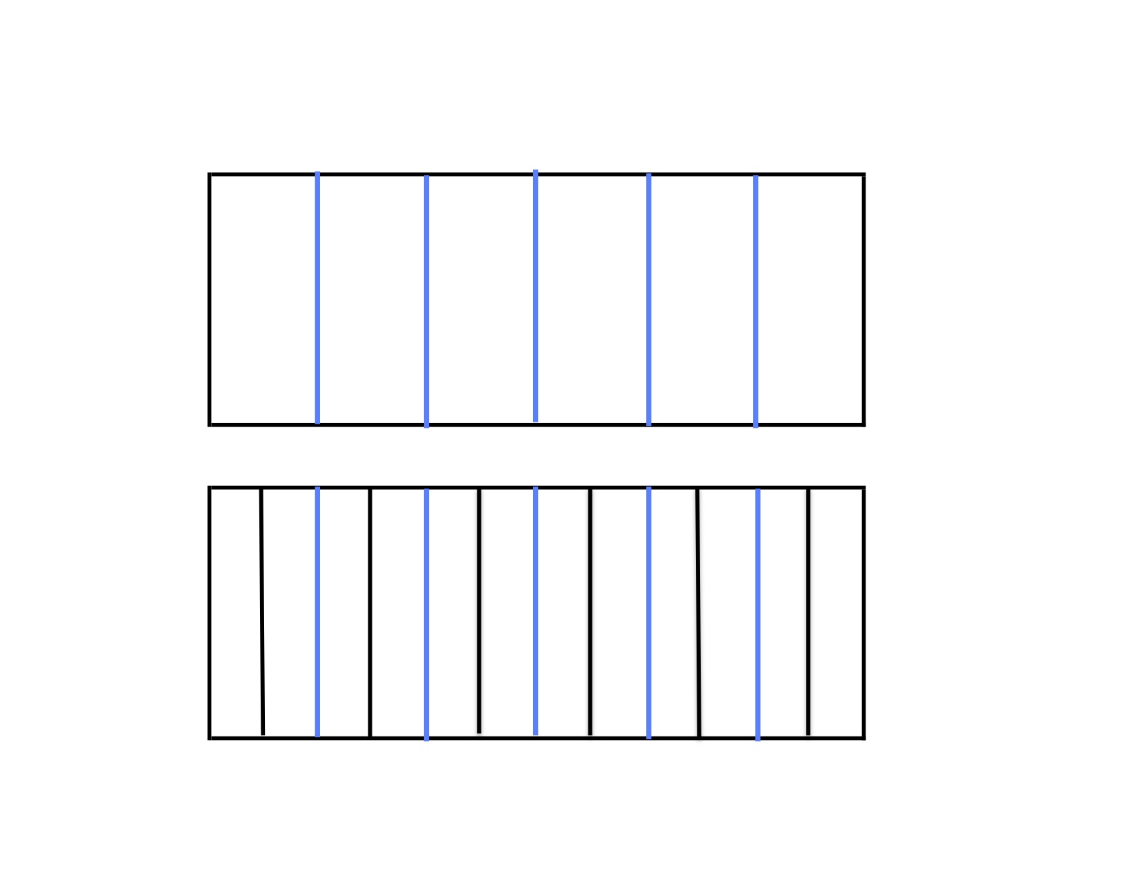 Are The Fractions Equivalent Students Partition Squares To Model