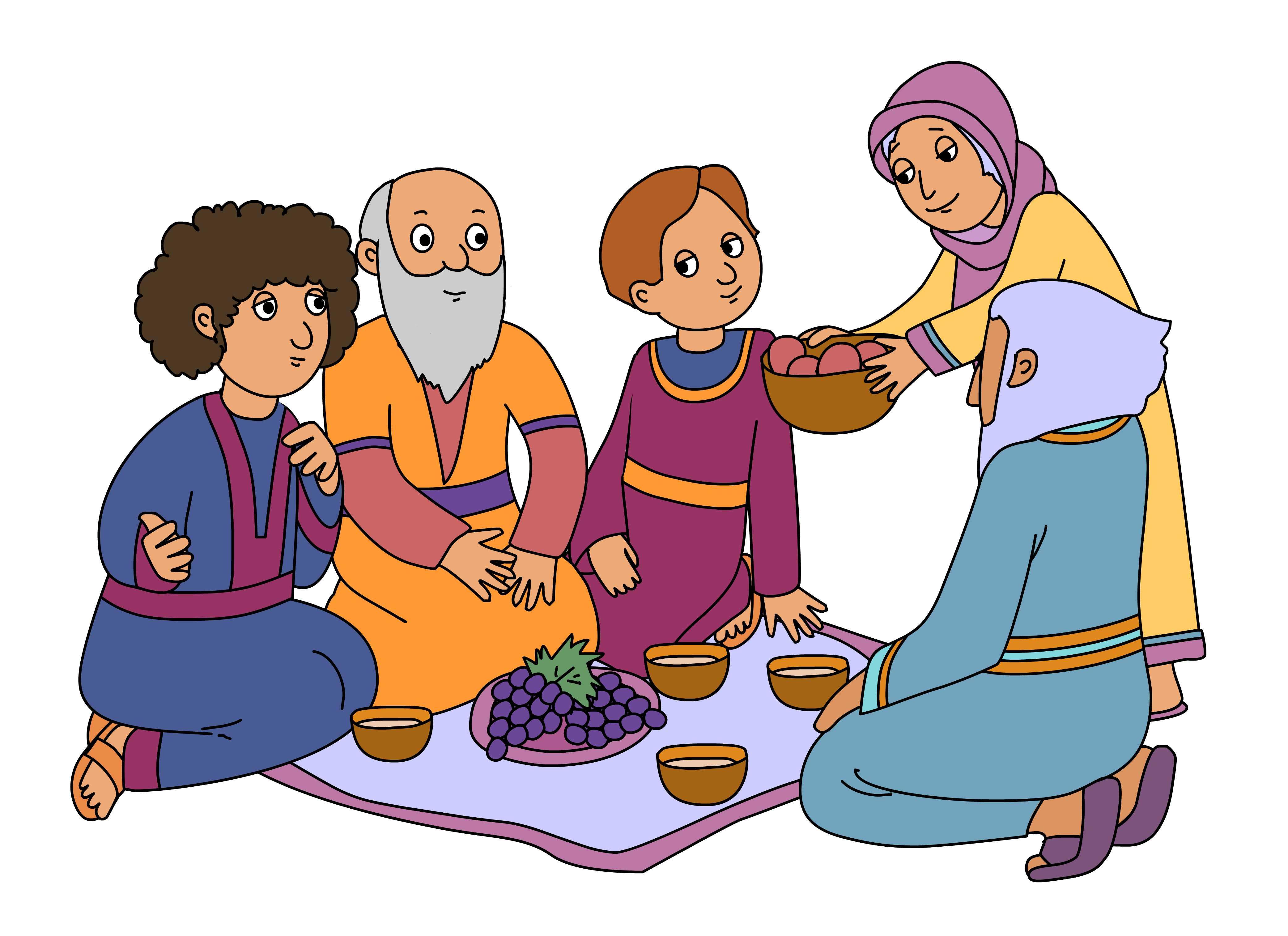Free Abraham Praying Cliparts Download Free Clip Art