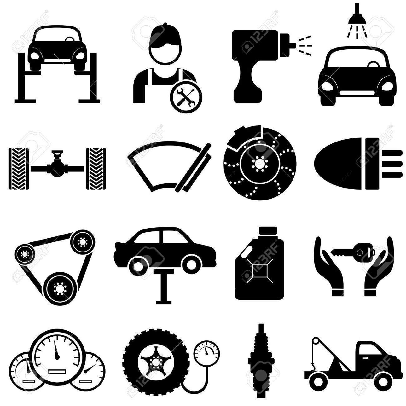 Free Mechanic Car Cliparts Download Free Clip Art Free