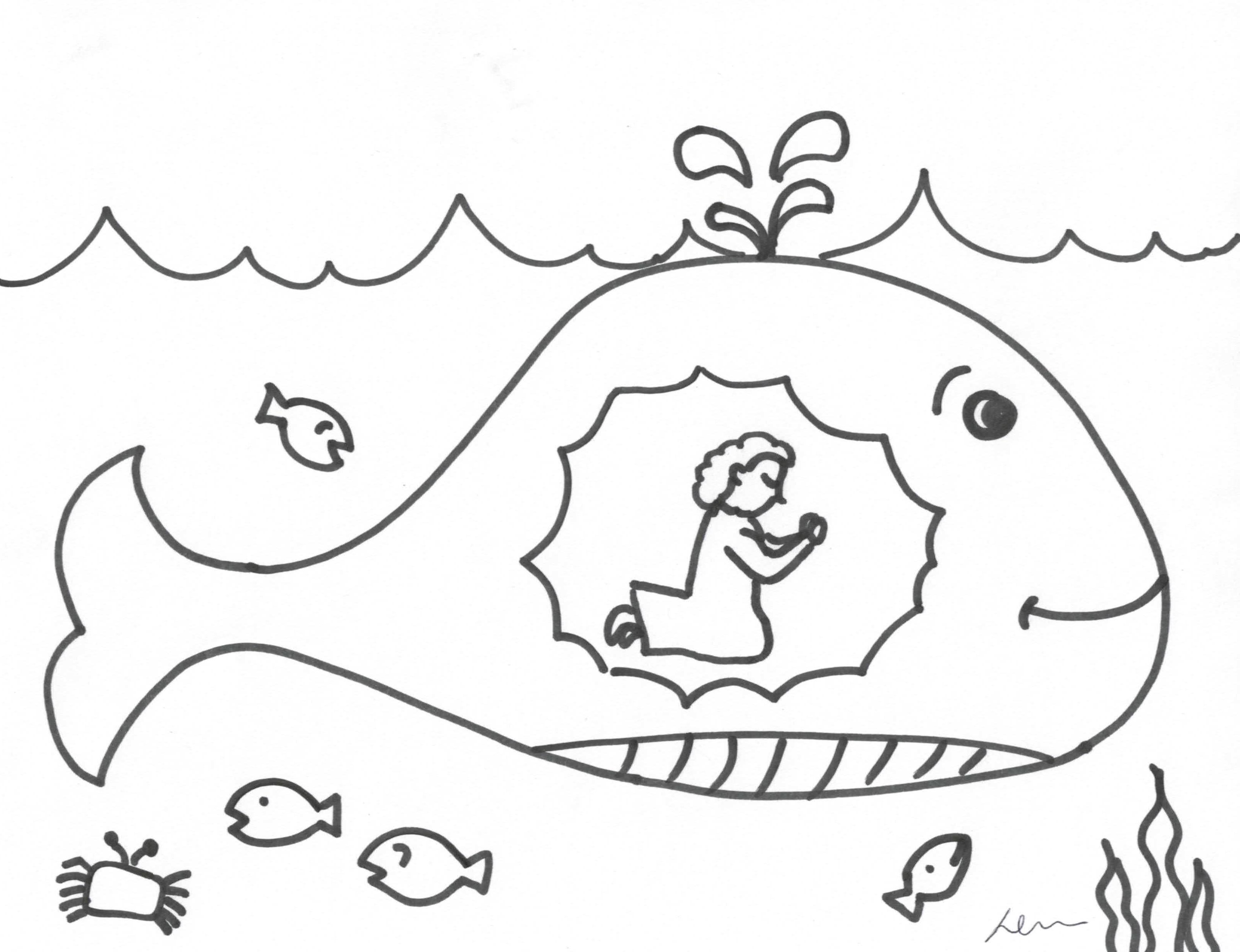 Free Jonah Fish Cliparts Download Free Clip Art Free