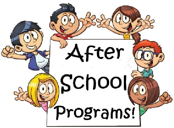 After Clip School Care Art And