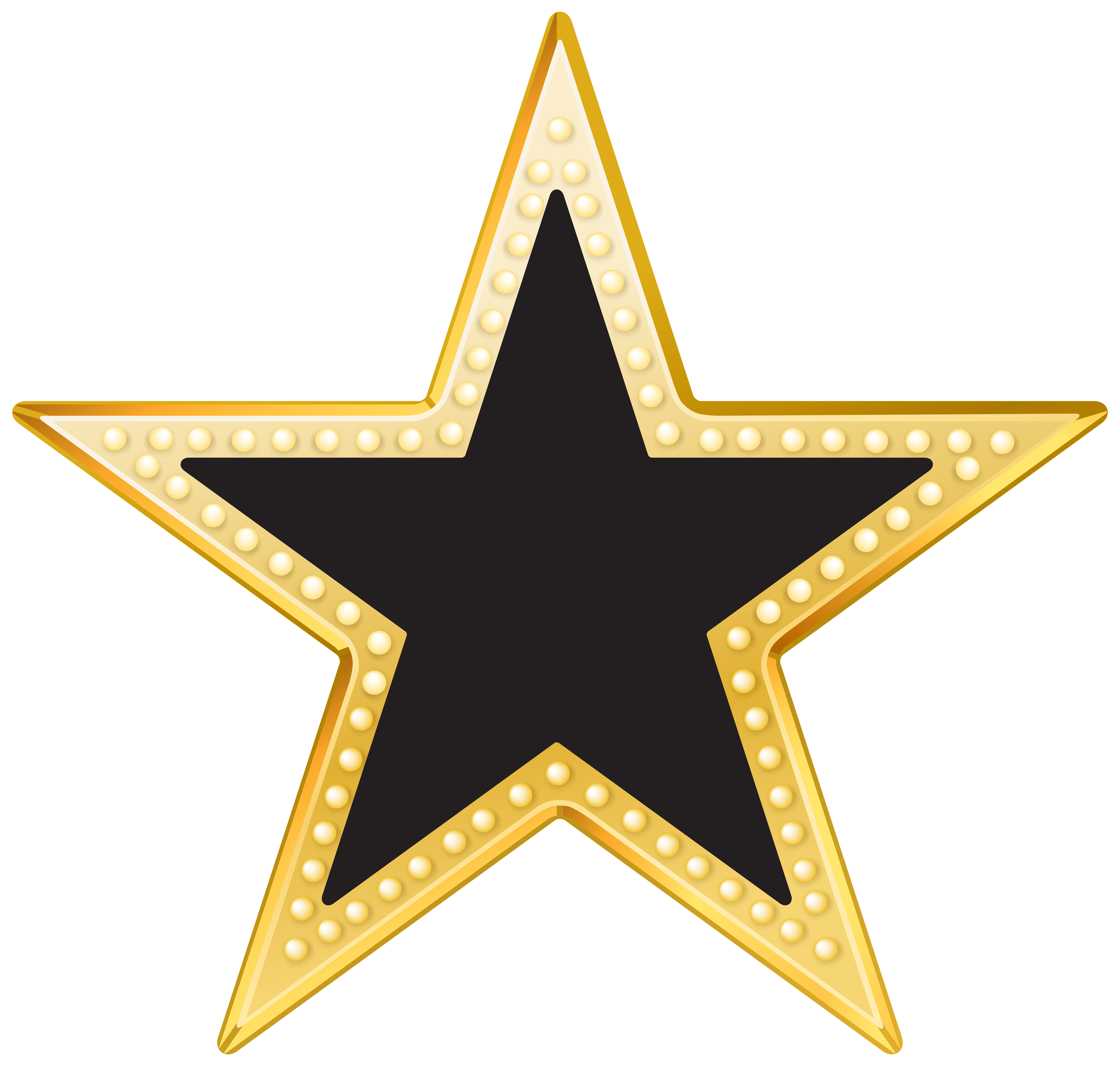 Star Clipart No Background