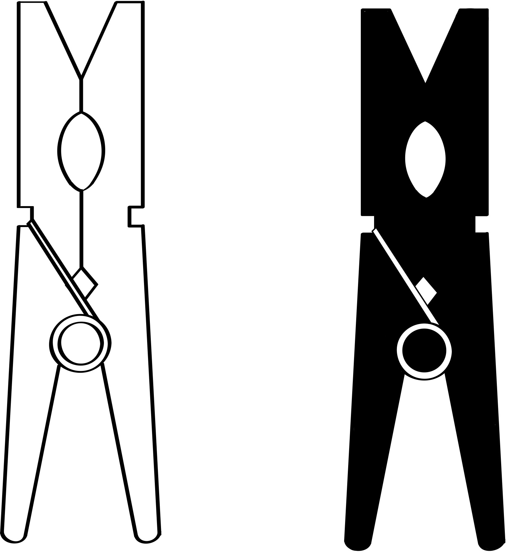 Free Clothespin Cliparts Download Free Clip Art Free