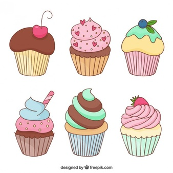 Cupcake Vectors Photos And Psd Files