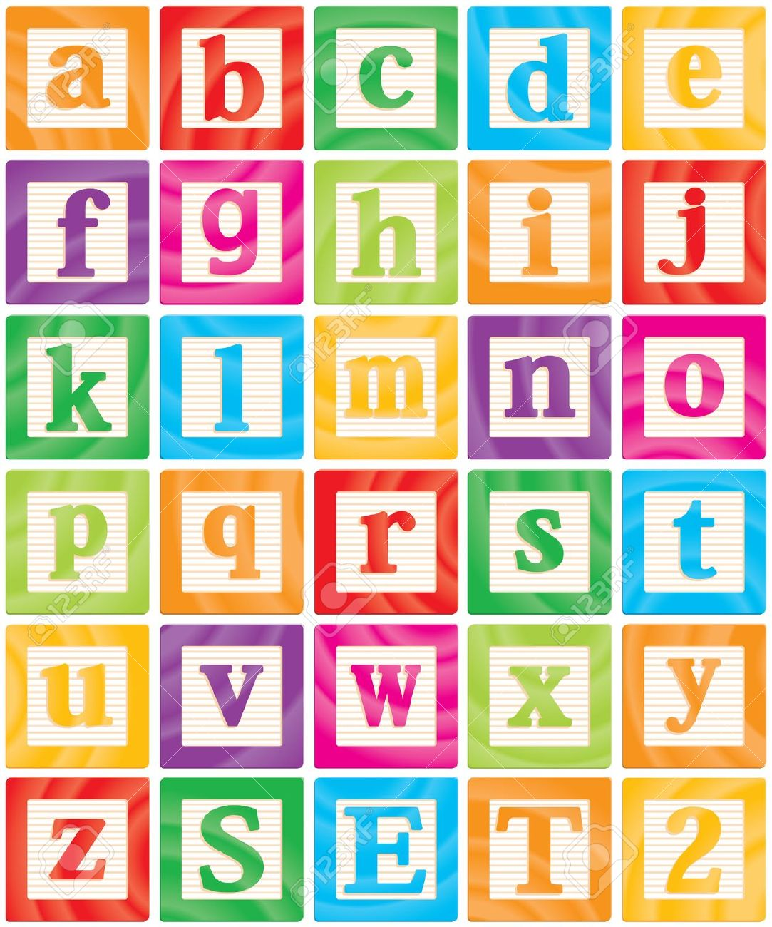 Free Alphabet Blocks Cliparts Download Free Clip Art