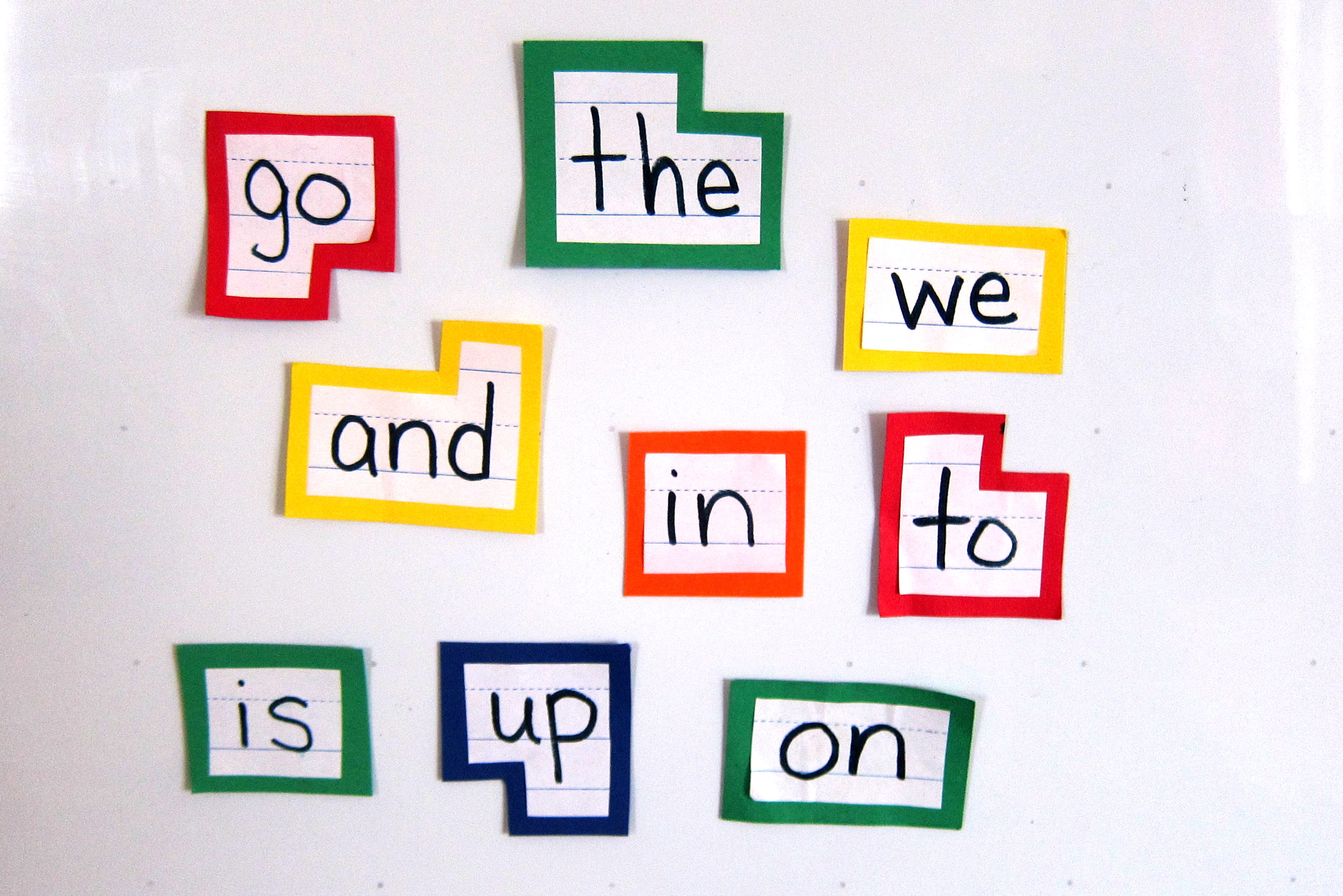Making Words Clipart