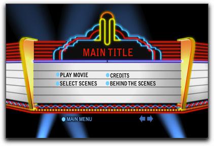Movie Theme Clipart