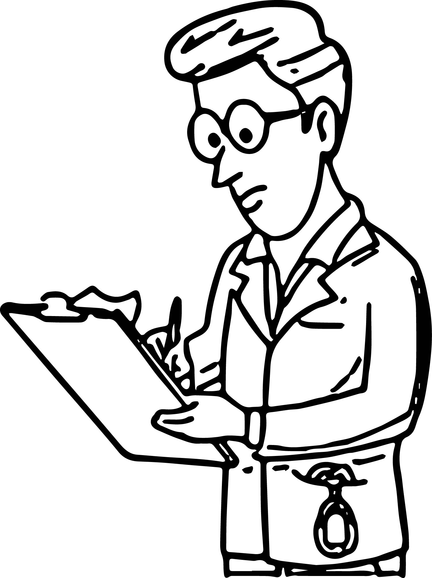 Free Doctor Clipart Black And White Download Free Clip