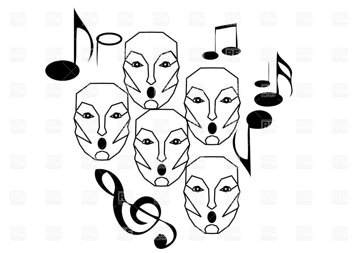 Free Singer Notes Cliparts Download Free Clip Art Free