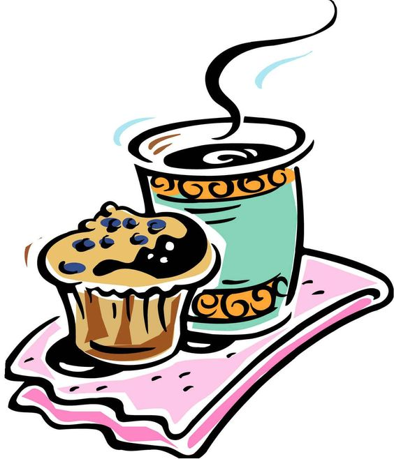 Free coffee hour clipart