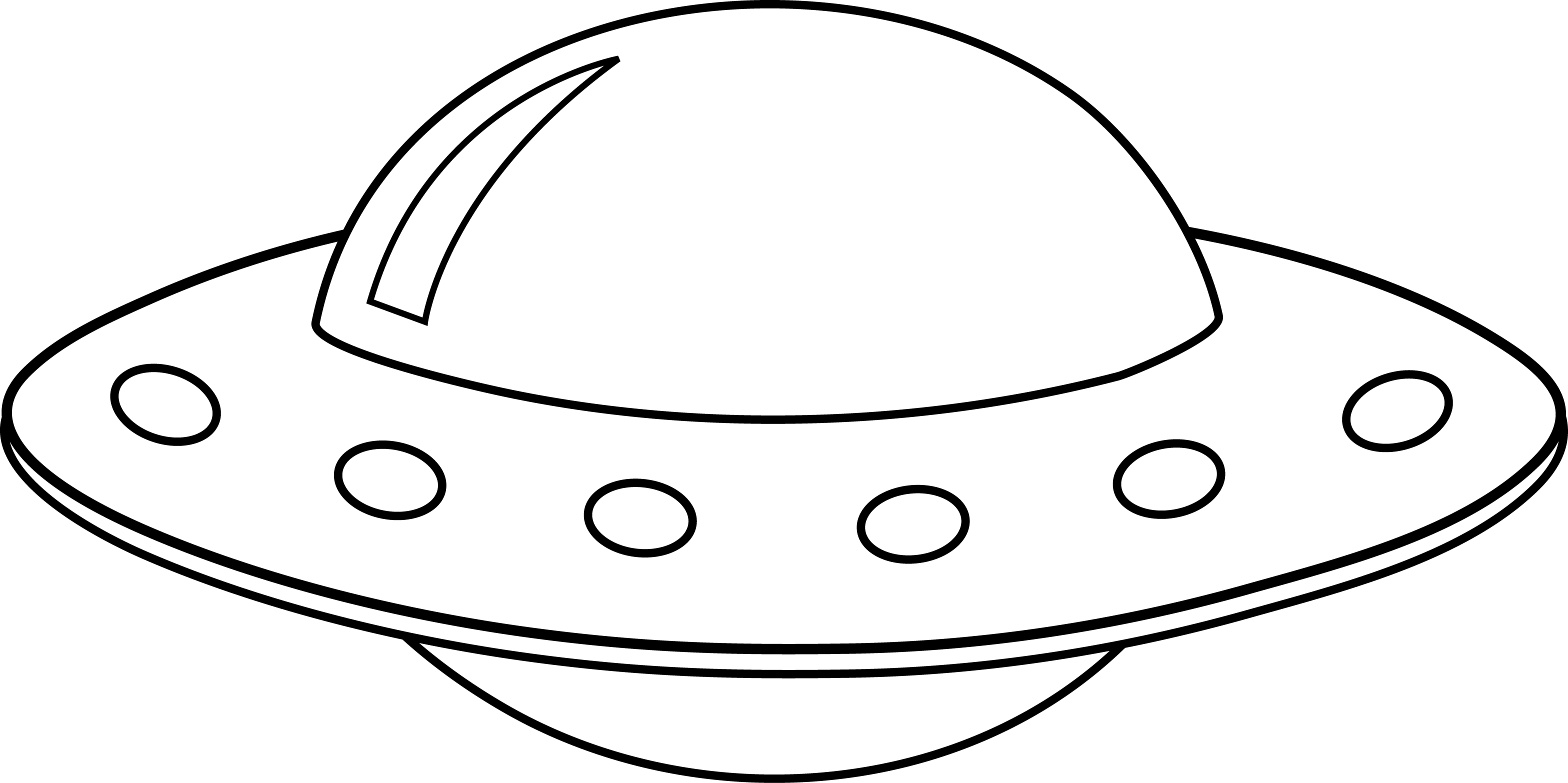 Free Black Spaceship Cliparts Download Free Clip Art