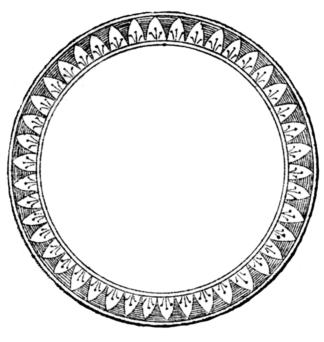 Free Vintage Plate Cliparts Download Free Clip Art Free