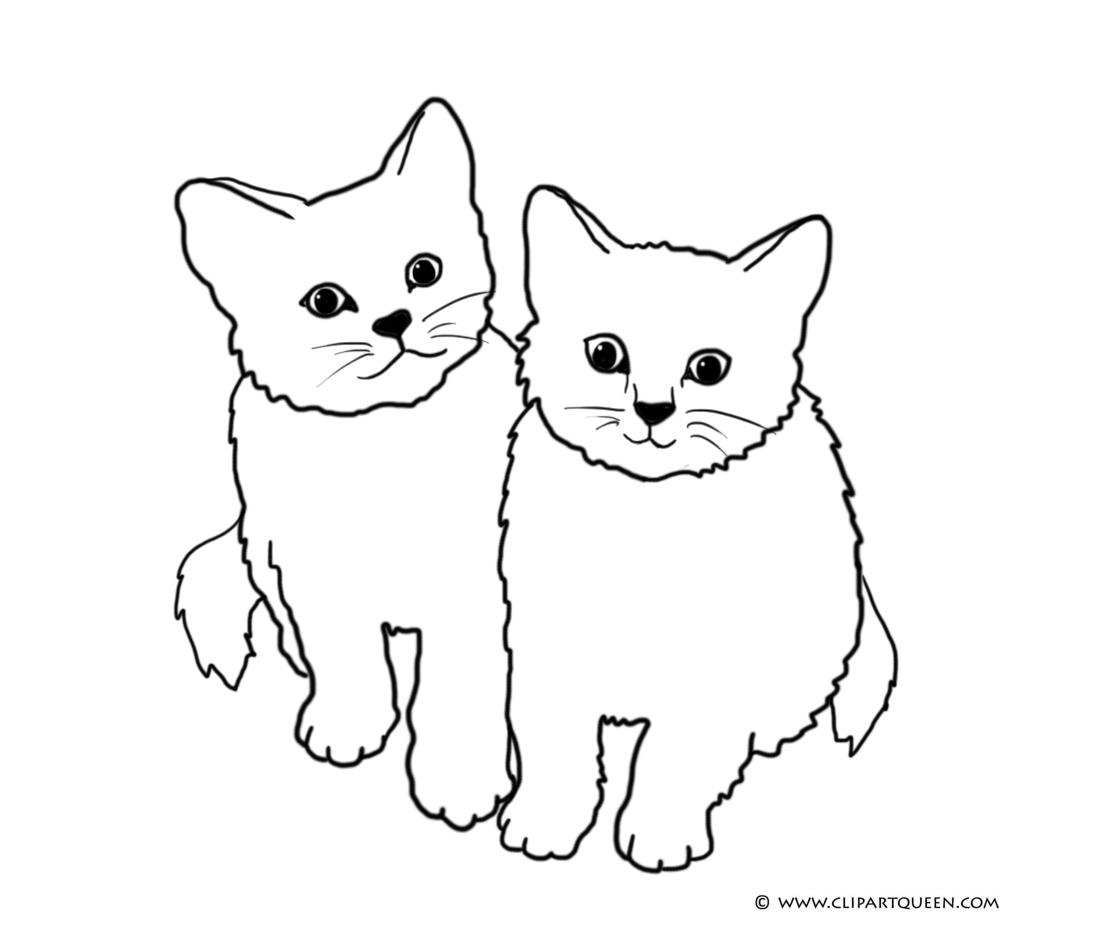 Free Two Cats Cliparts Download Free Clip Art Free Clip