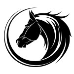 Free Horse Logo Png Download Free Clip Art Free Clip Art On Clipart Library