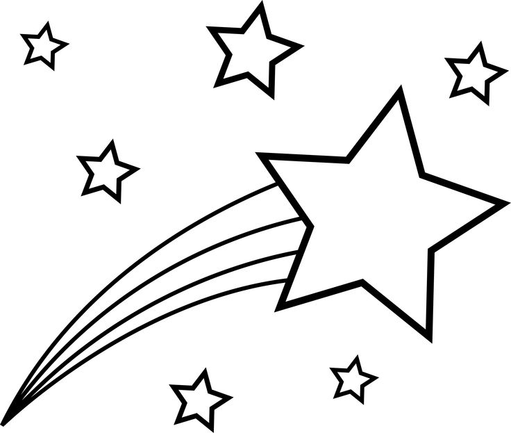 Shining Star Clipart Images