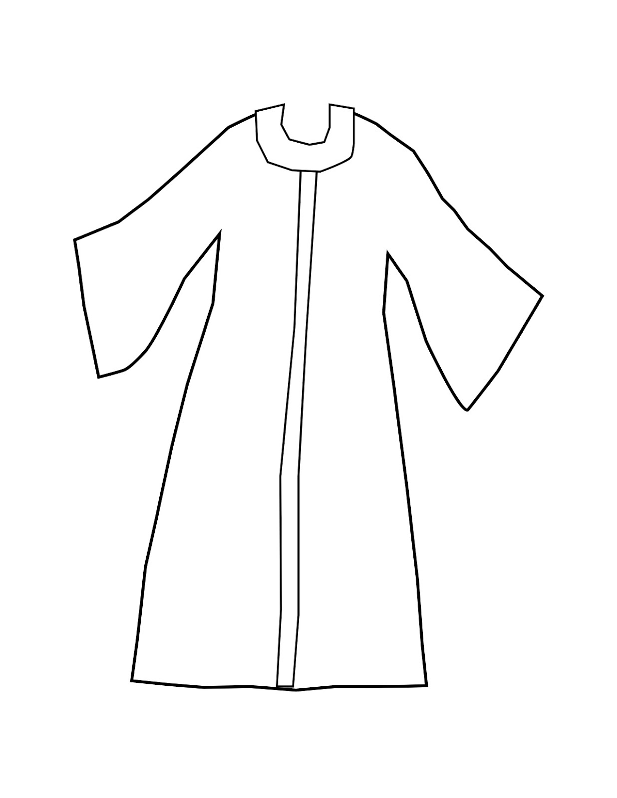 Free Clergy Robe Cliparts Download Free Clip Art Free