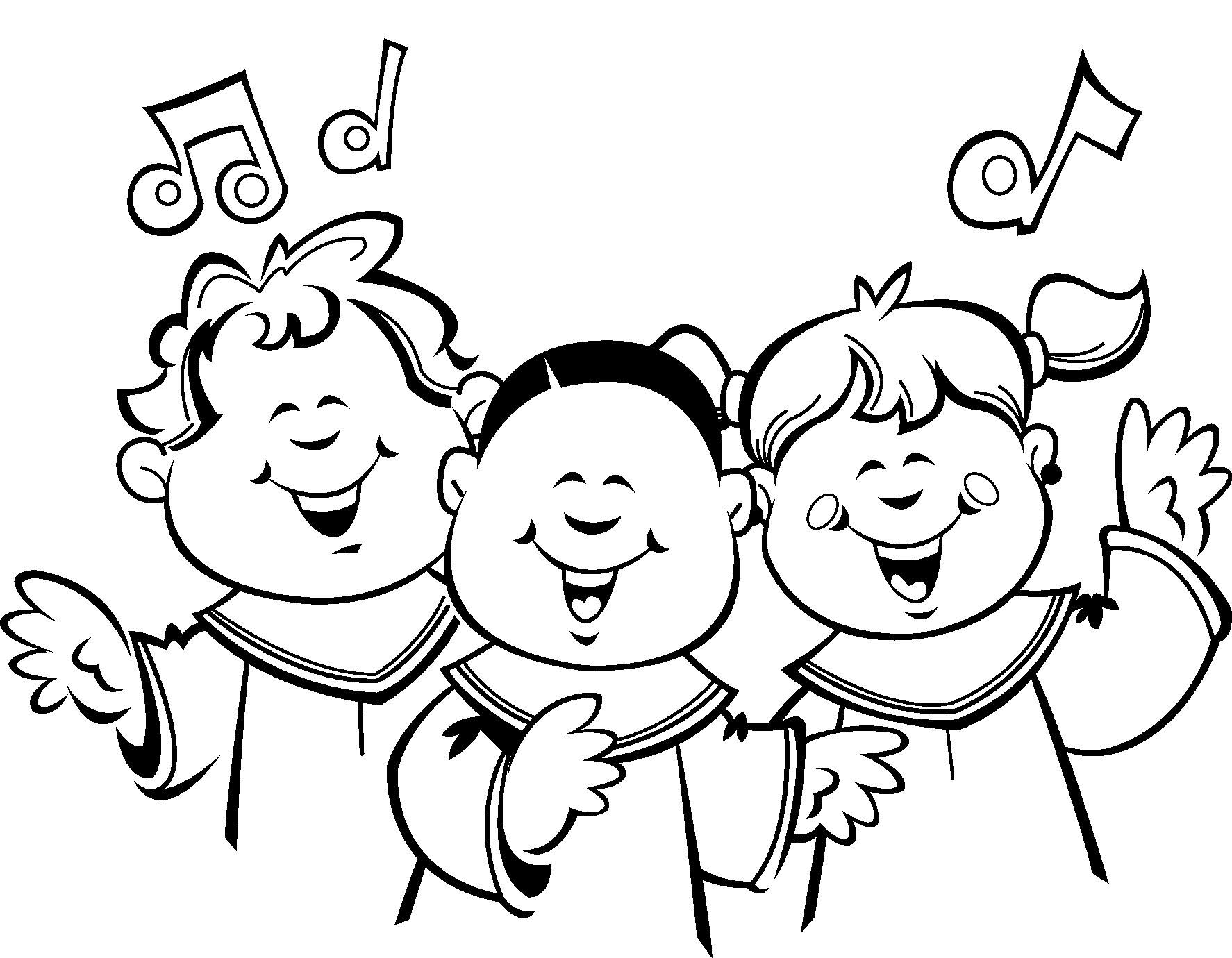 0 Image About Church Choir Clip Art On Choirs 3