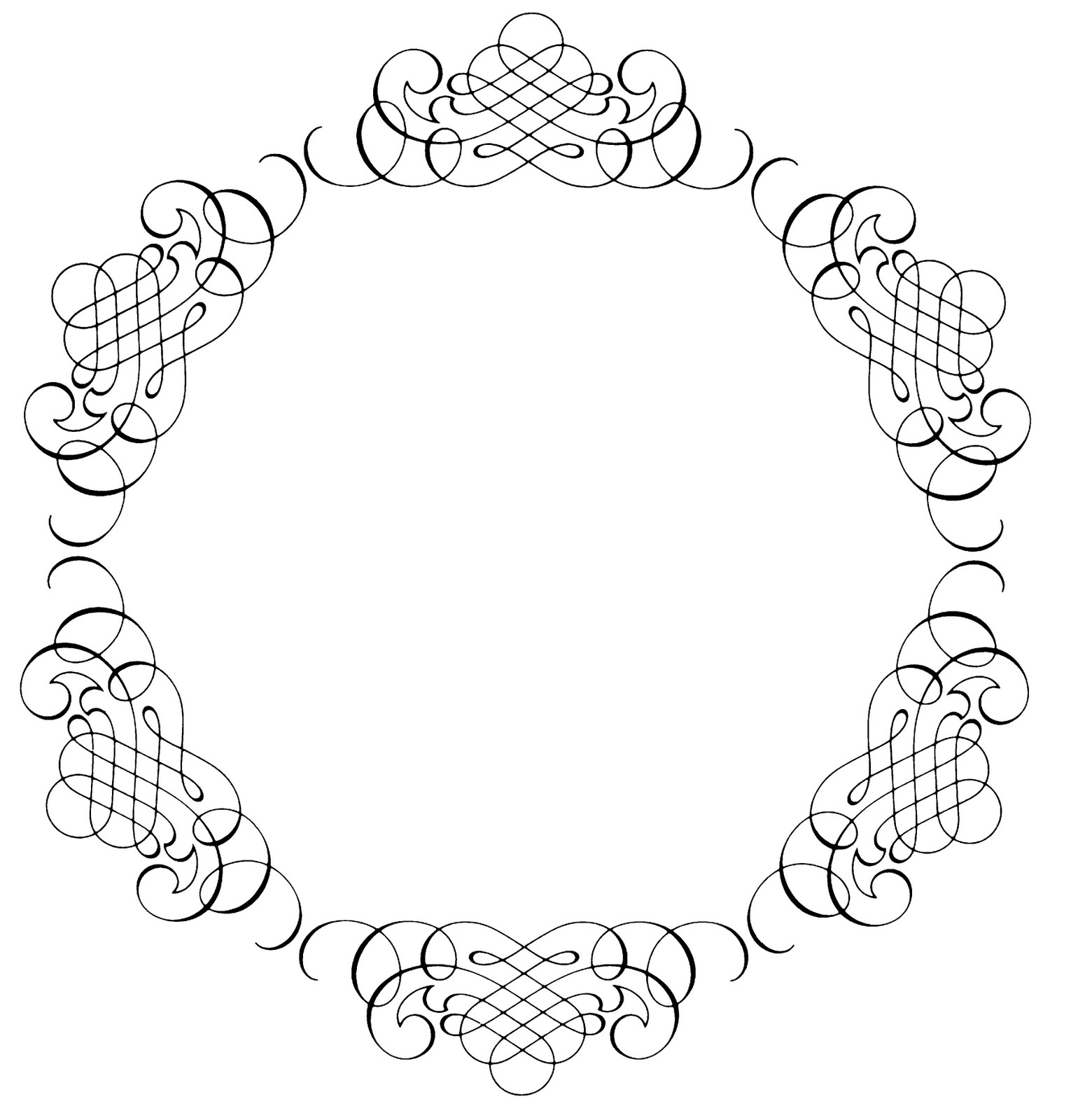Free Elegant Lines Cliparts Download Free Clip Art Free