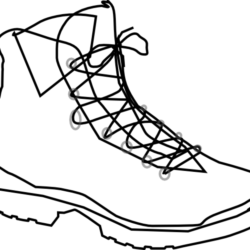 Free Hiking Boot Cliparts Download Free Clip Art Free
