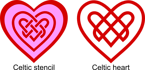 Free Celtic Heart Cliparts Download Free Clip Art Free Clip Art On Clipart Library