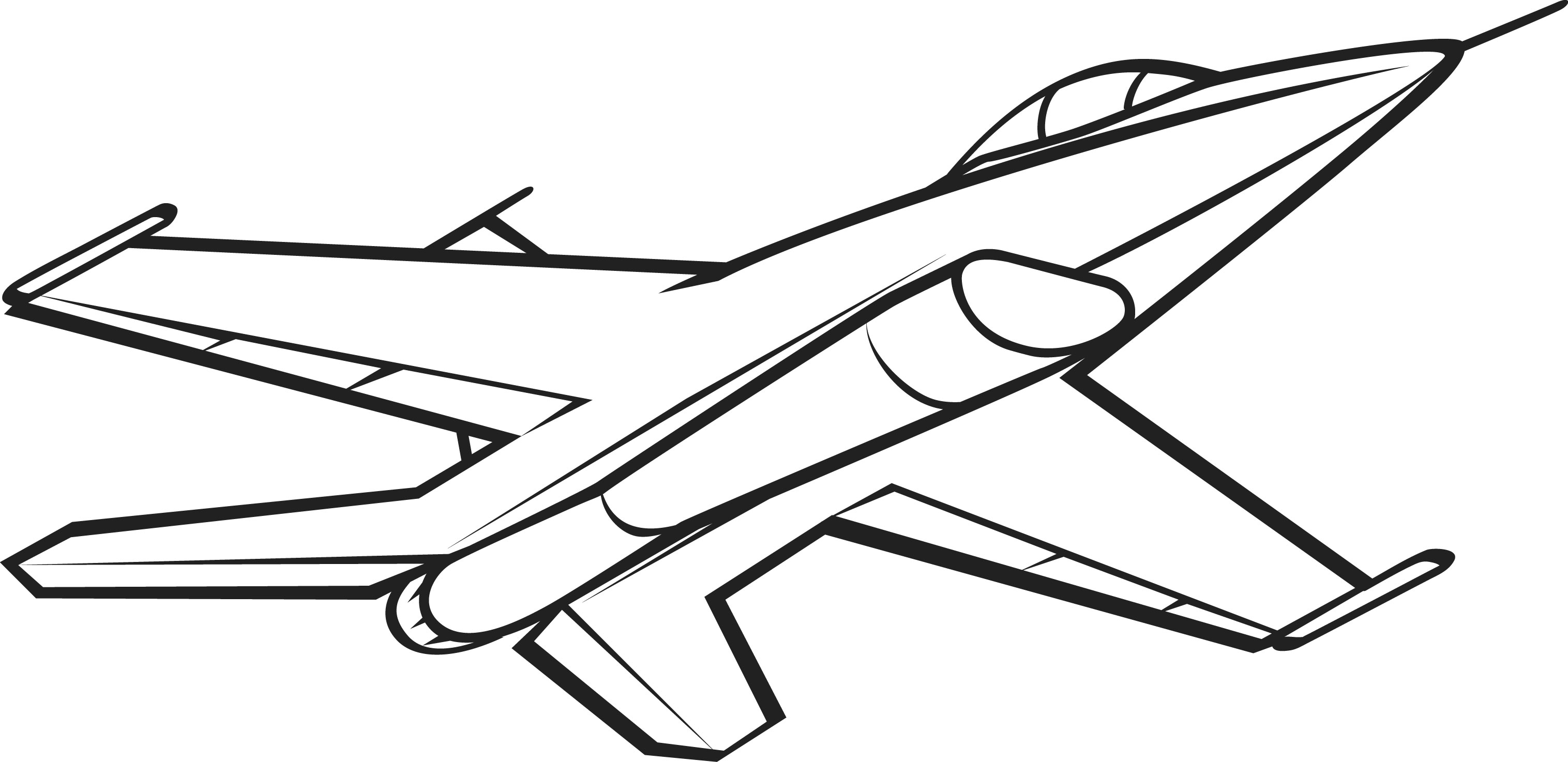 Blackhawk Helicopter Clipart Black And White