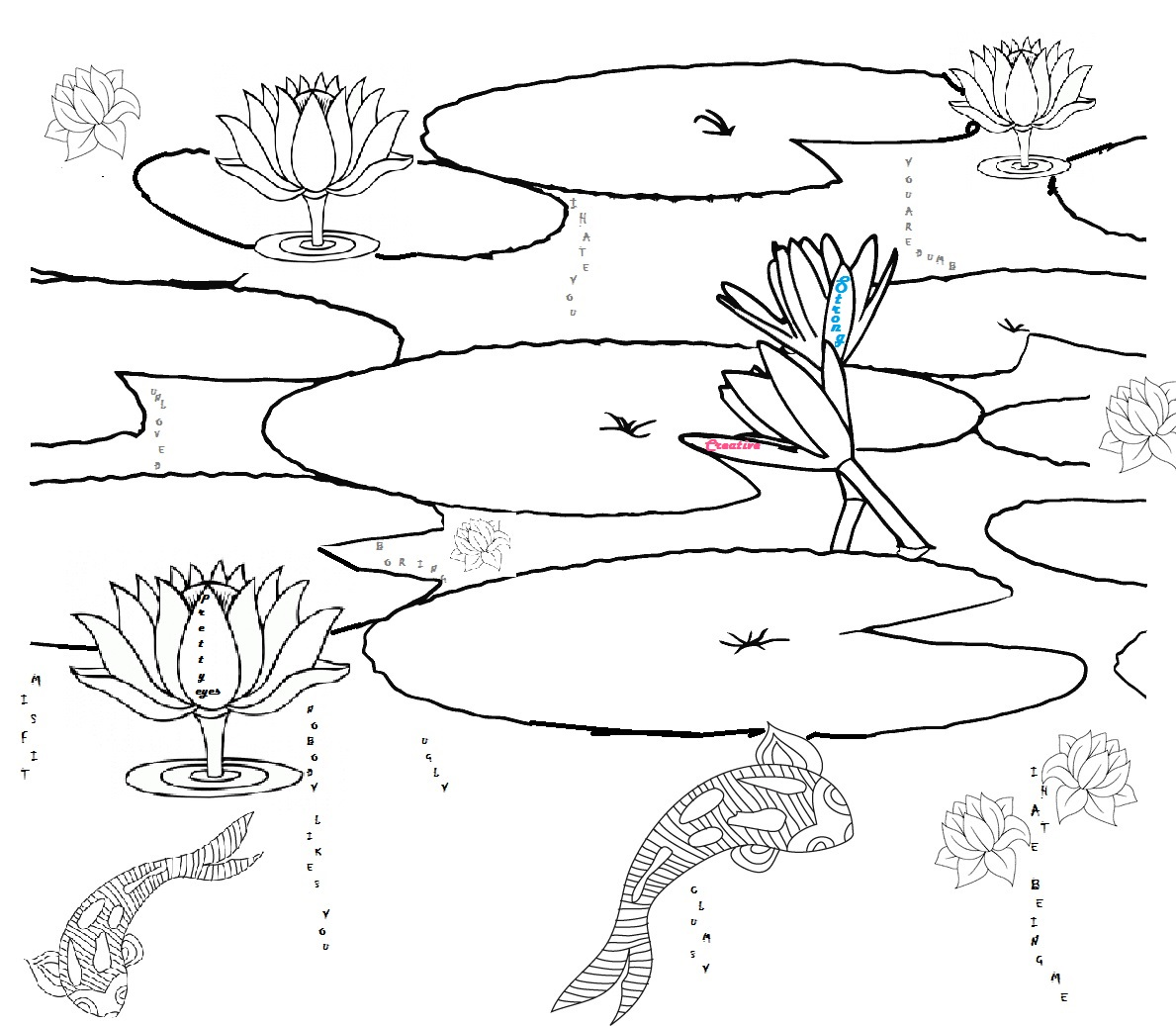 Free Pond Cliparts Black Download Free Clip Art Free