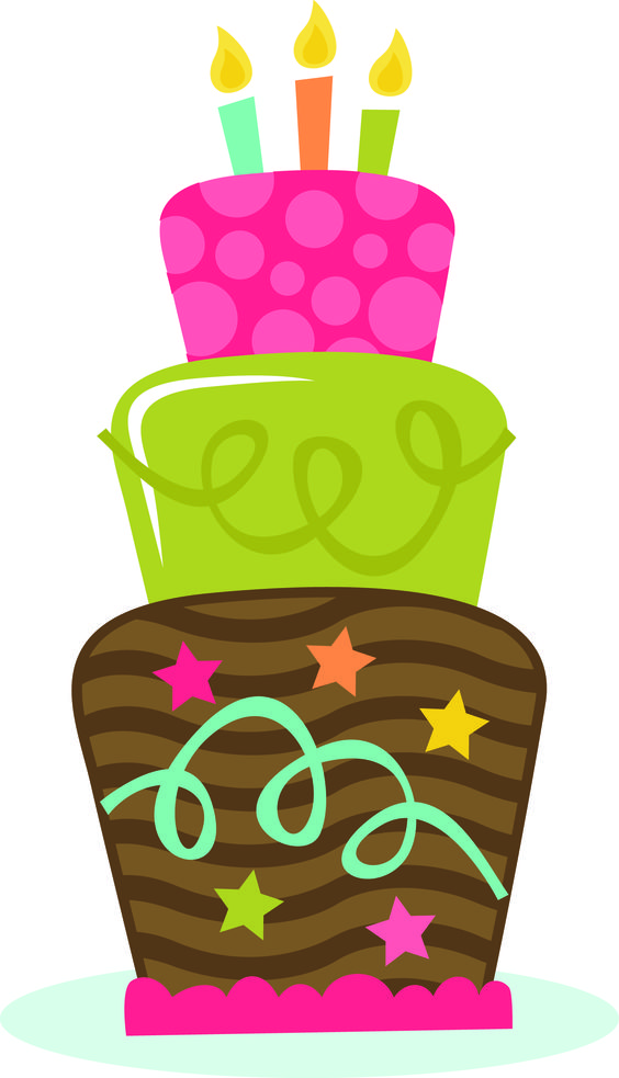 Free Whimsical Birthday Cliparts Download Free Clip Art