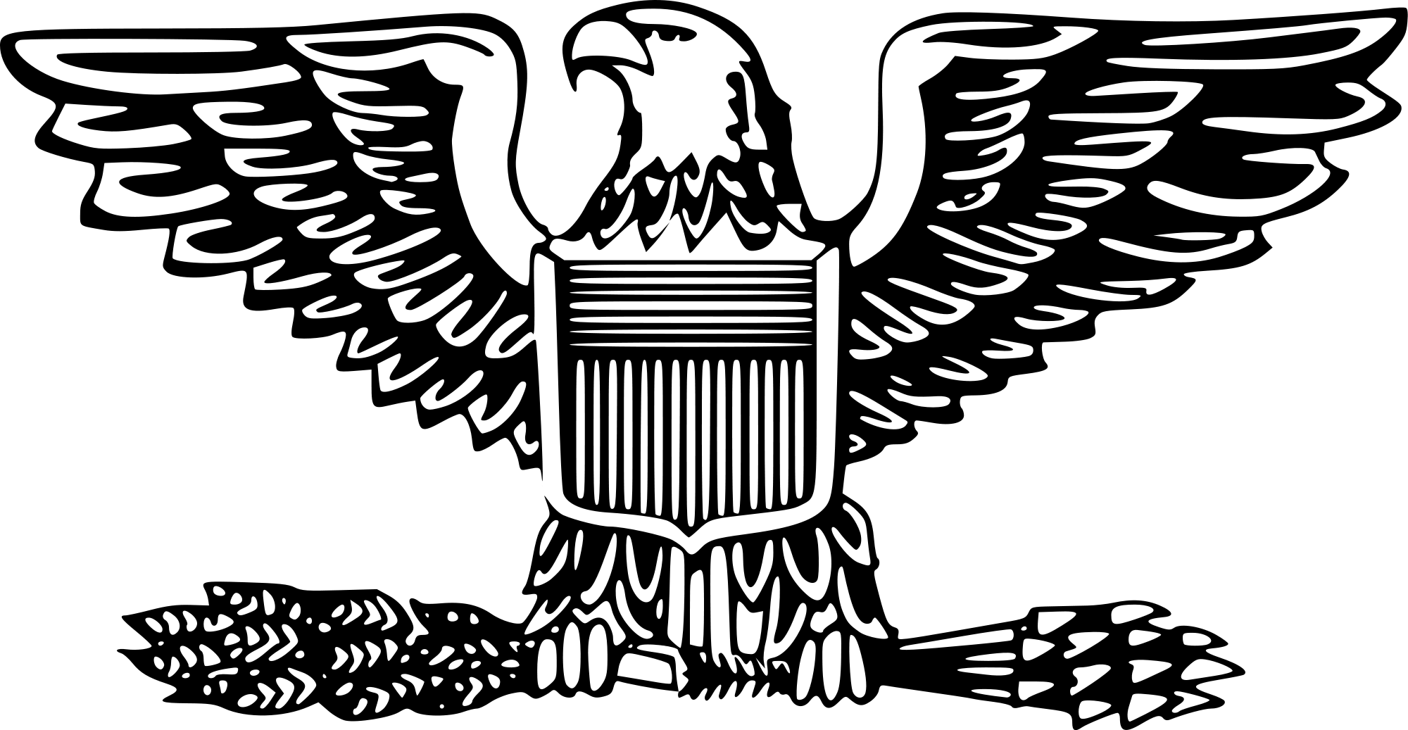 Free Military Eagle Cliparts Download Free Clip Art Free
