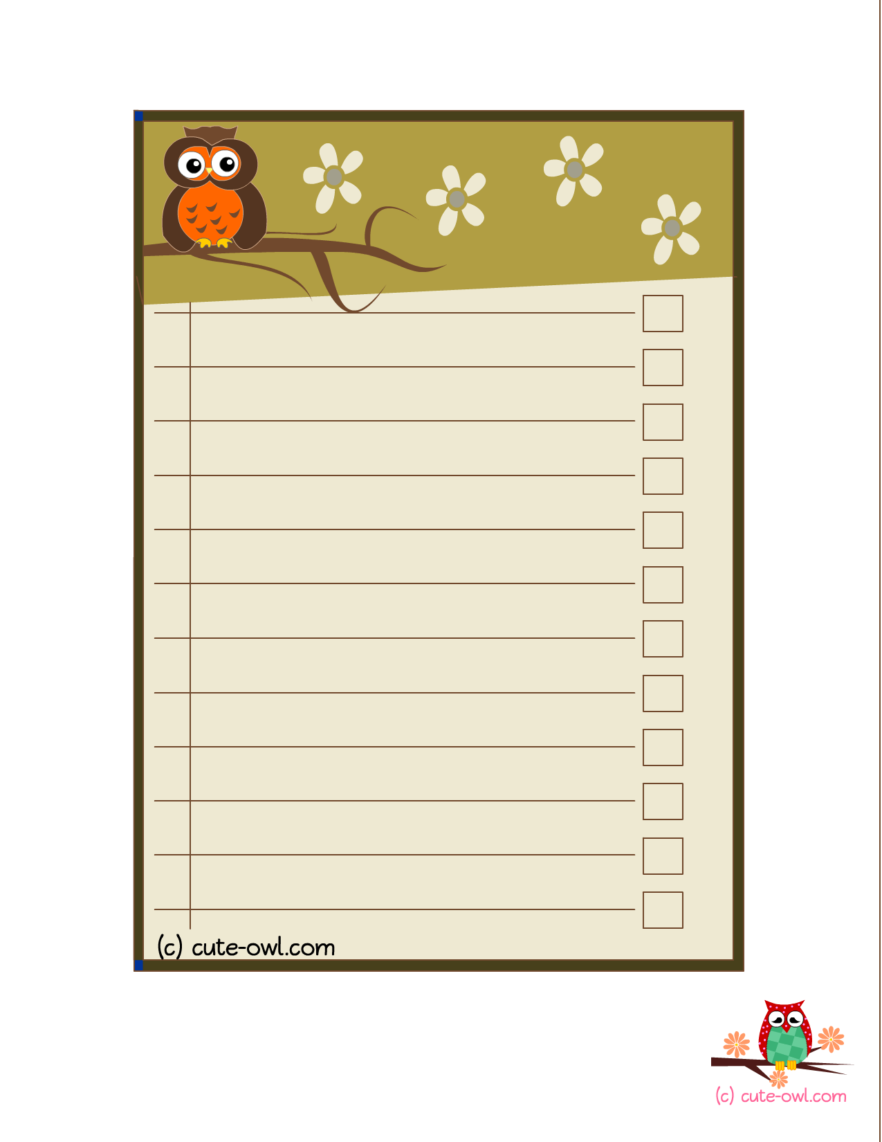 Free Blank Checklist Cliparts Download Free Clip Art Free Clip Art On Clipart Library