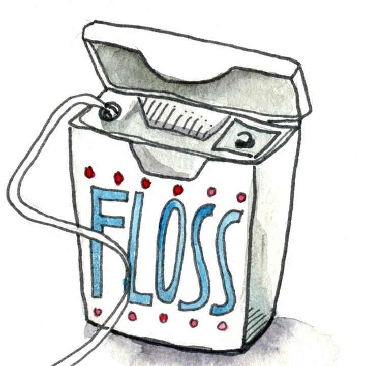 Brush And Floss Clip Art