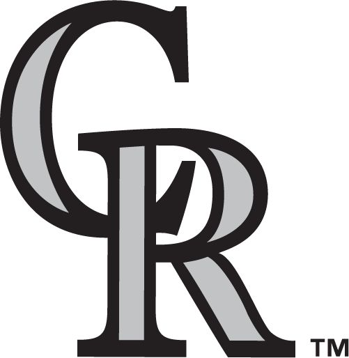 Colorado Rockies Cr Logo