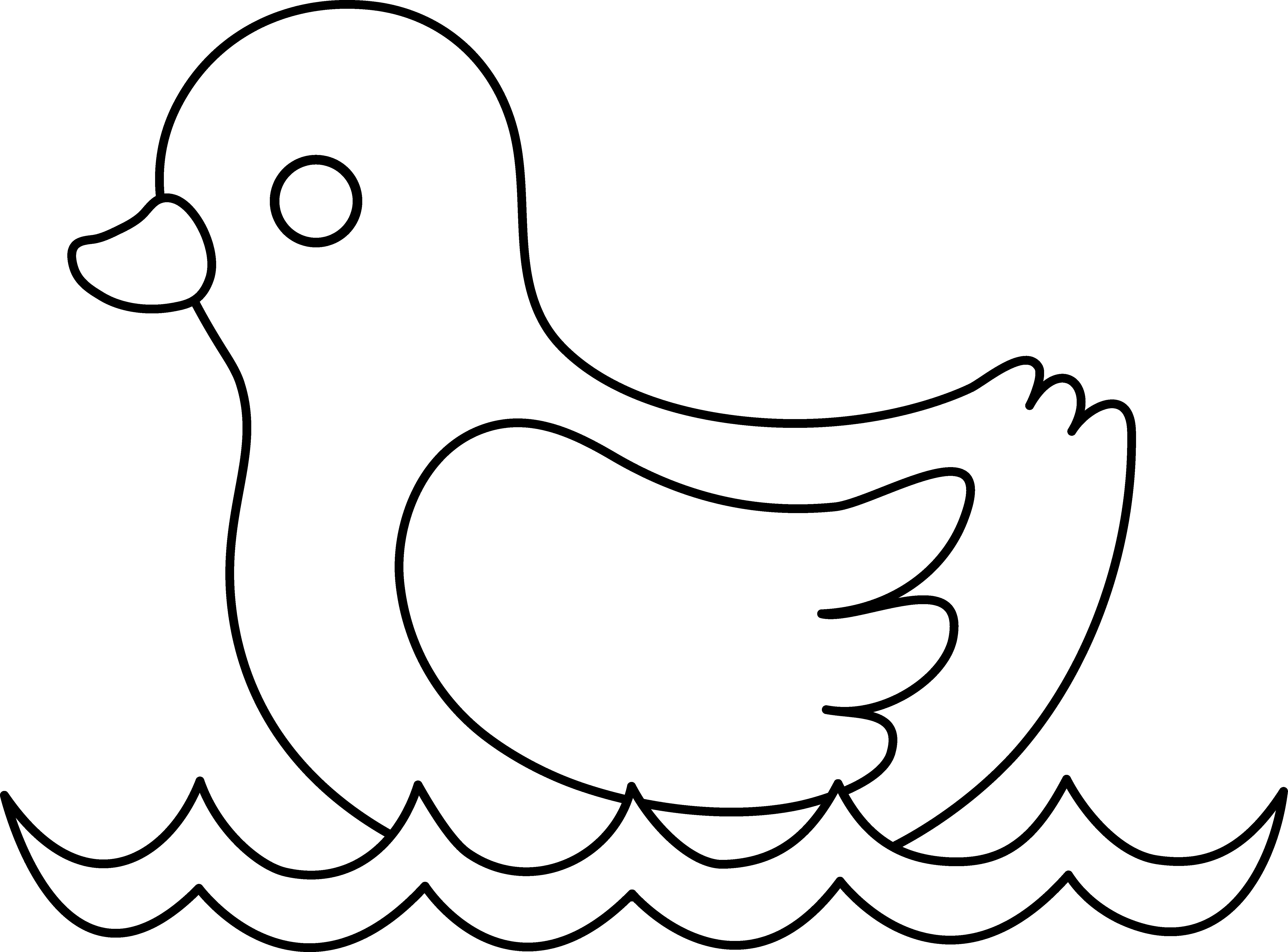 Free Duck White Cliparts Download Free Clip Art Free