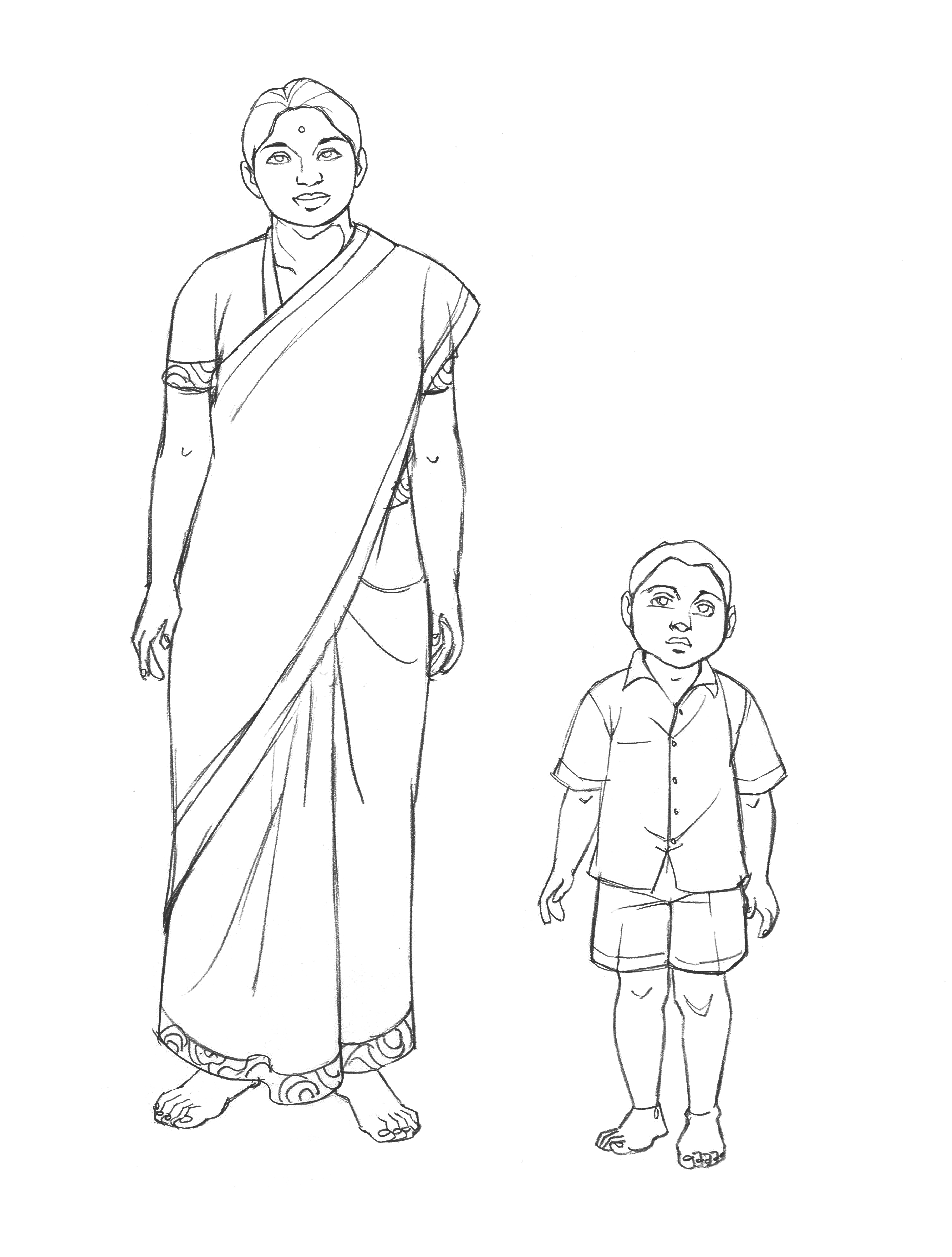 Free Mother S Standing Cliparts Download Free Clip Art