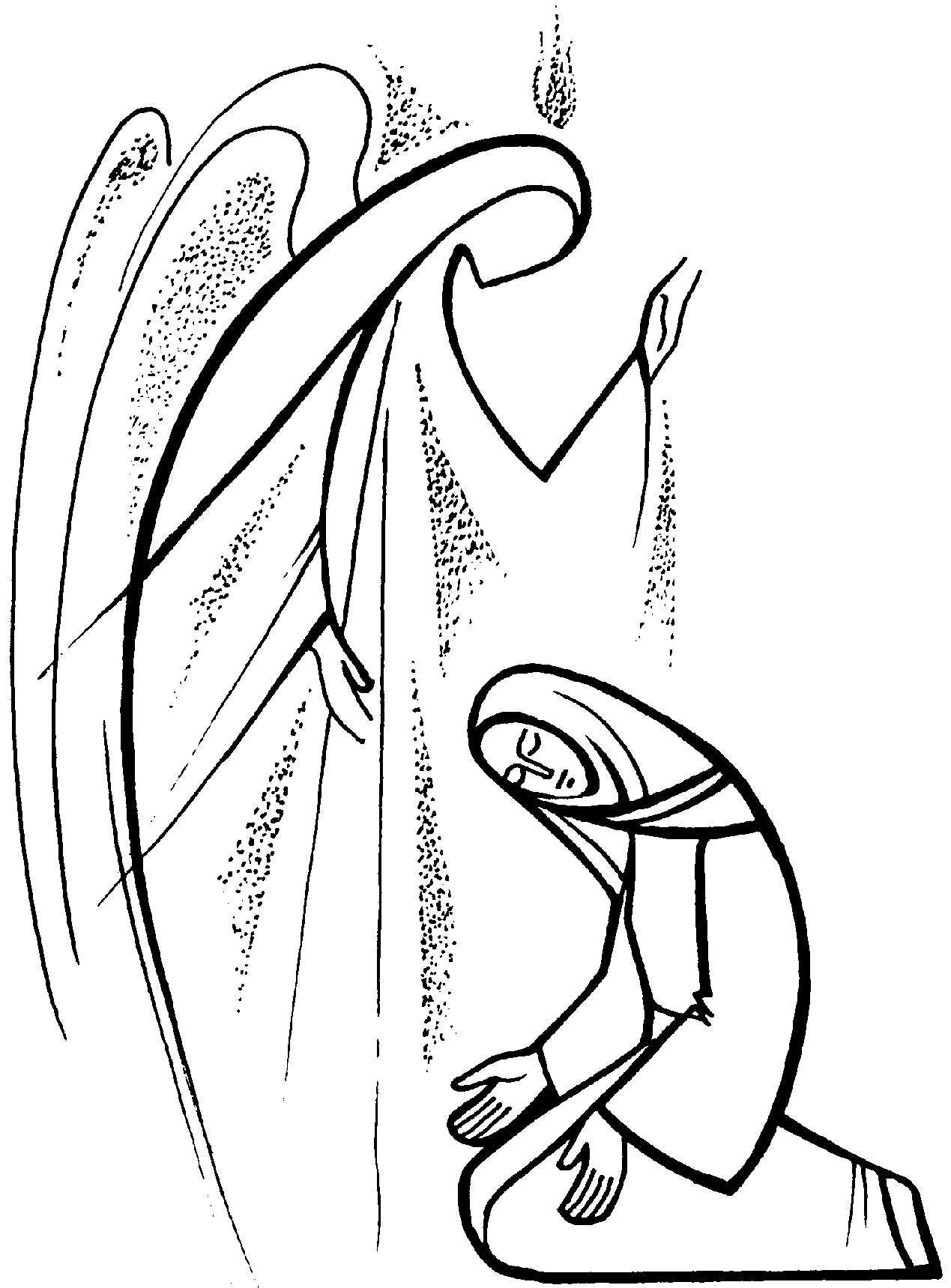 Free Angel Gabriel Cliparts Download Free Clip Art Free