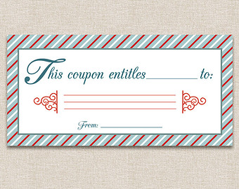 Free Birthday Coupon Cliparts Download Free Clip Art