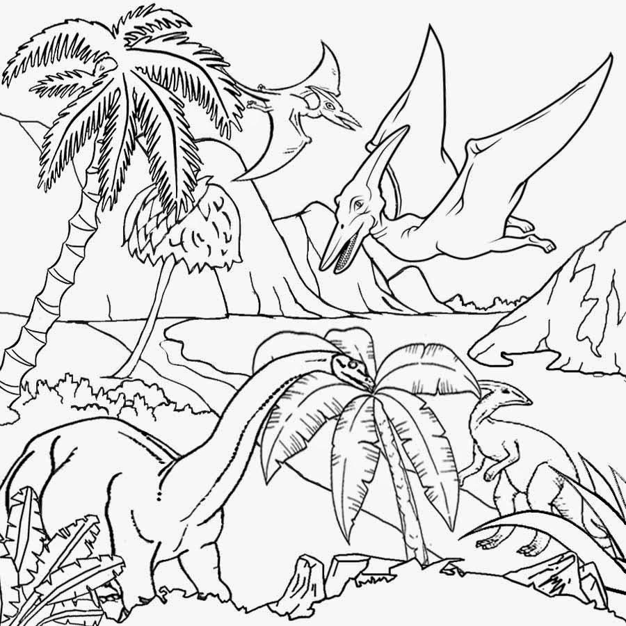 Dino Clip Art Black And White
