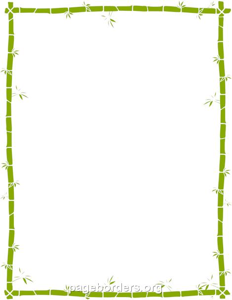 Line Borders Clip Art