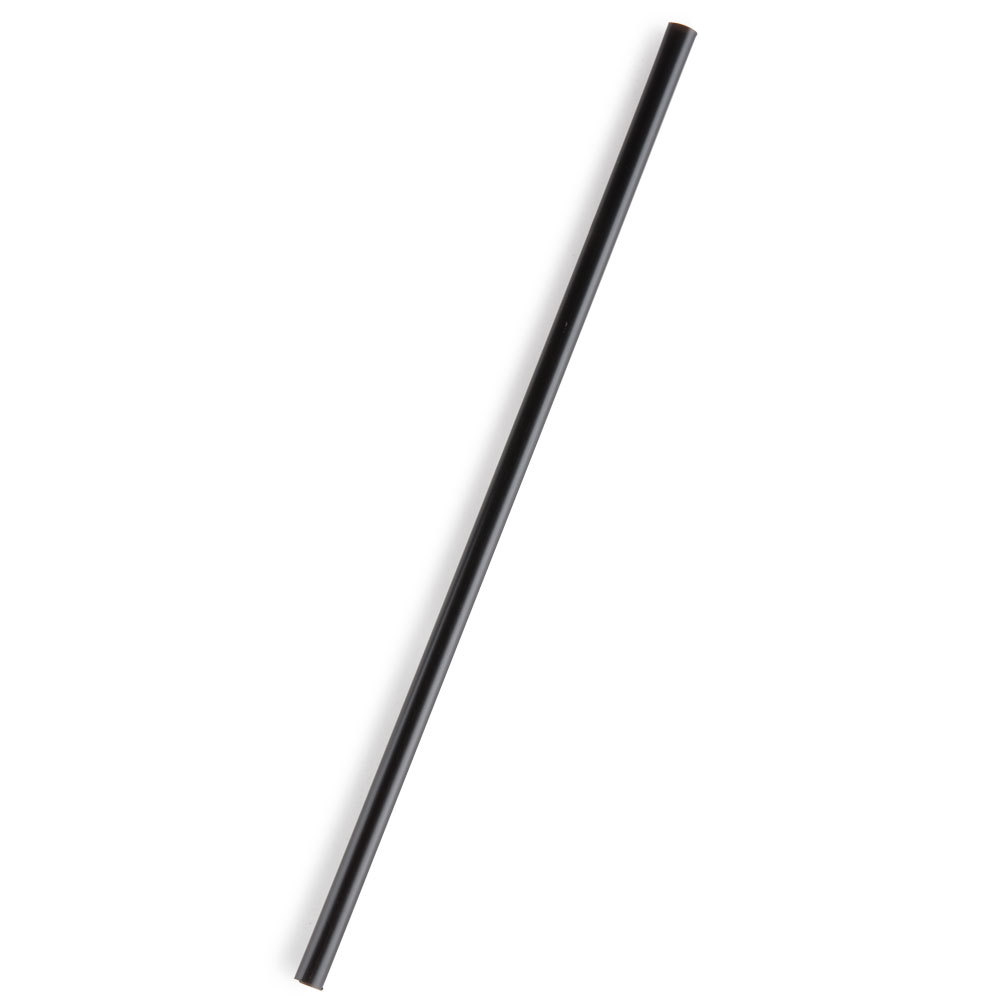 Black And White Drinking Straw