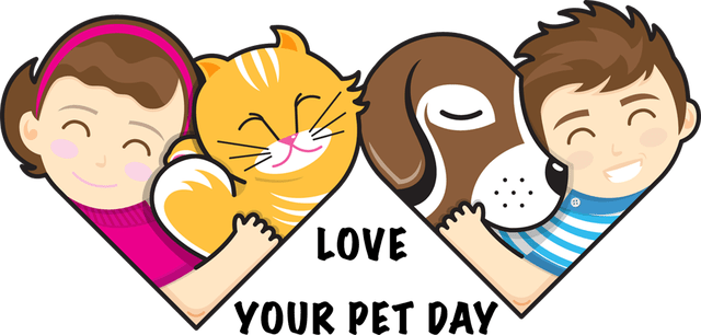 alt=Love Your Pet Day Clipart