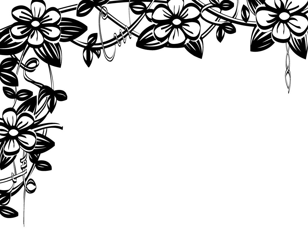 Free Flower Border Clip Art Download Free Clip Art Free Clip Art On Clipart Library