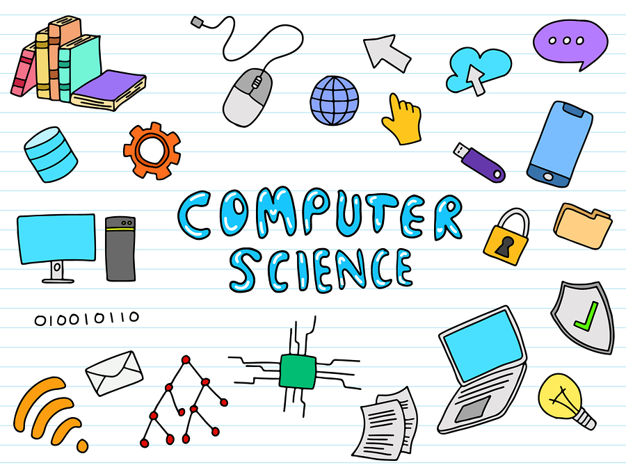 Computer Science Clipart