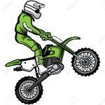 Dirt Bike Clipart Clip Art Library