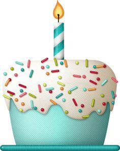 Birthday Cake Clip Art   Free Download Clip Art   Free ... (236 x 297 Pixel)