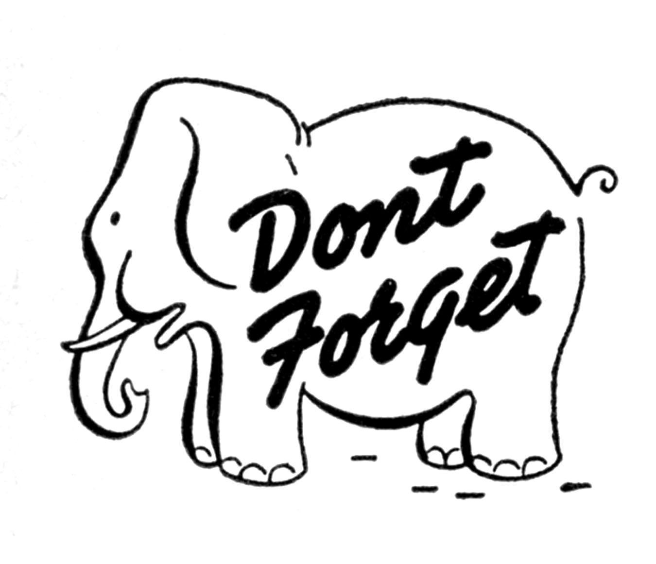 Reminder Clip Art Free Retro Reminder Symbols Lucketts